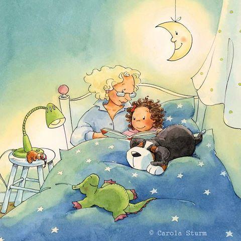 Bildergebnis Fur Aquarell Kinderbuch Buenas Noches Con Snoopy