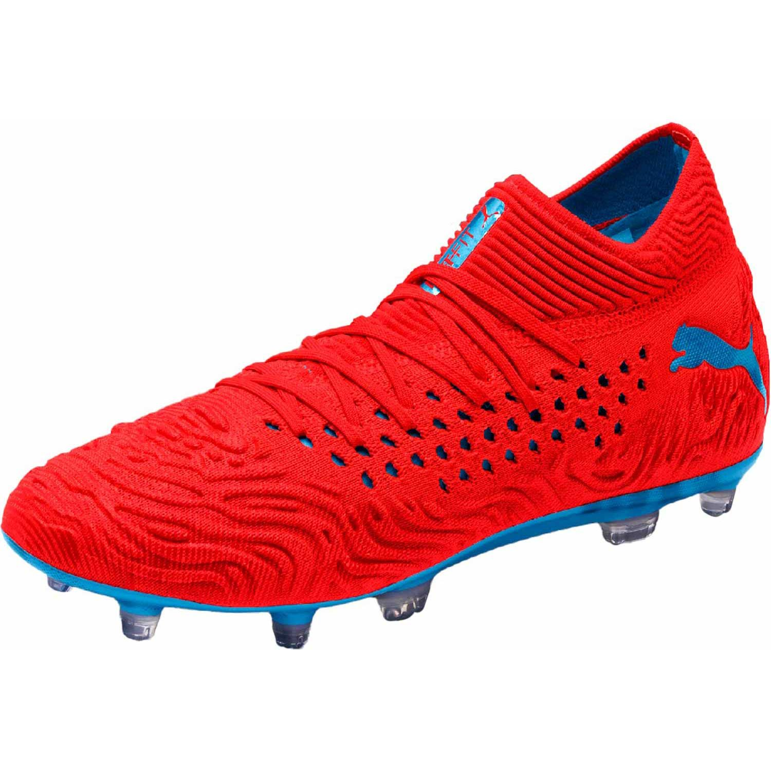 Puma Future 19 1 Netfit Fg Power Up Soccerpro Best Soccer Cleats Football Shoes Puma