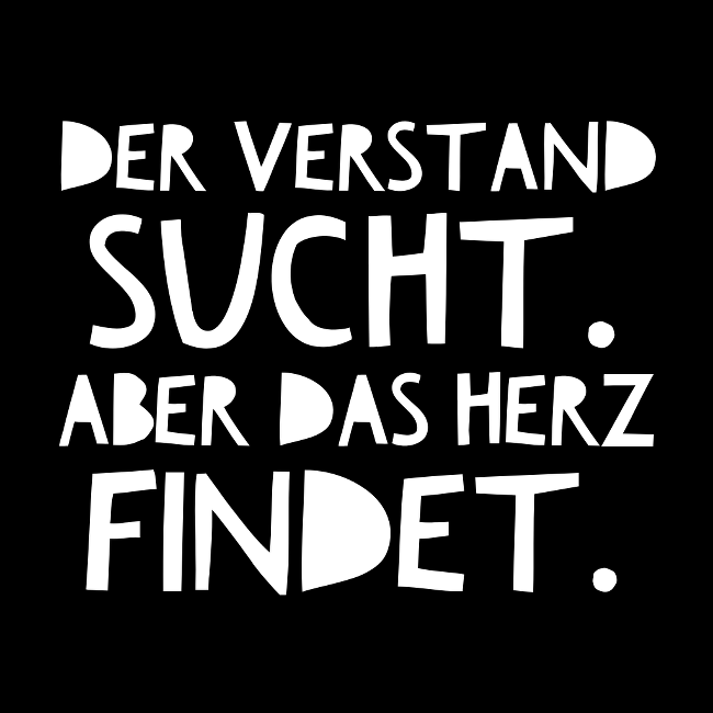 die besten 25 herz bilder mit spruch ideen auf pinterest. Black Bedroom Furniture Sets. Home Design Ideas
