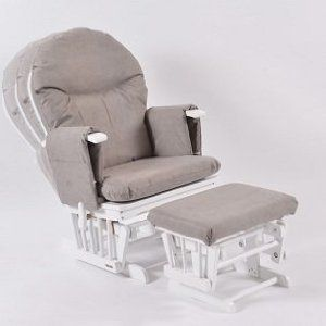Habebe Glider Rocking Nursing Recliner Maternity Chair