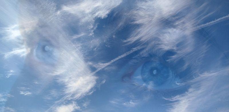 Fotografije neba i oblaka iznad Varazdina. Foto: Andrej Svoger / VT