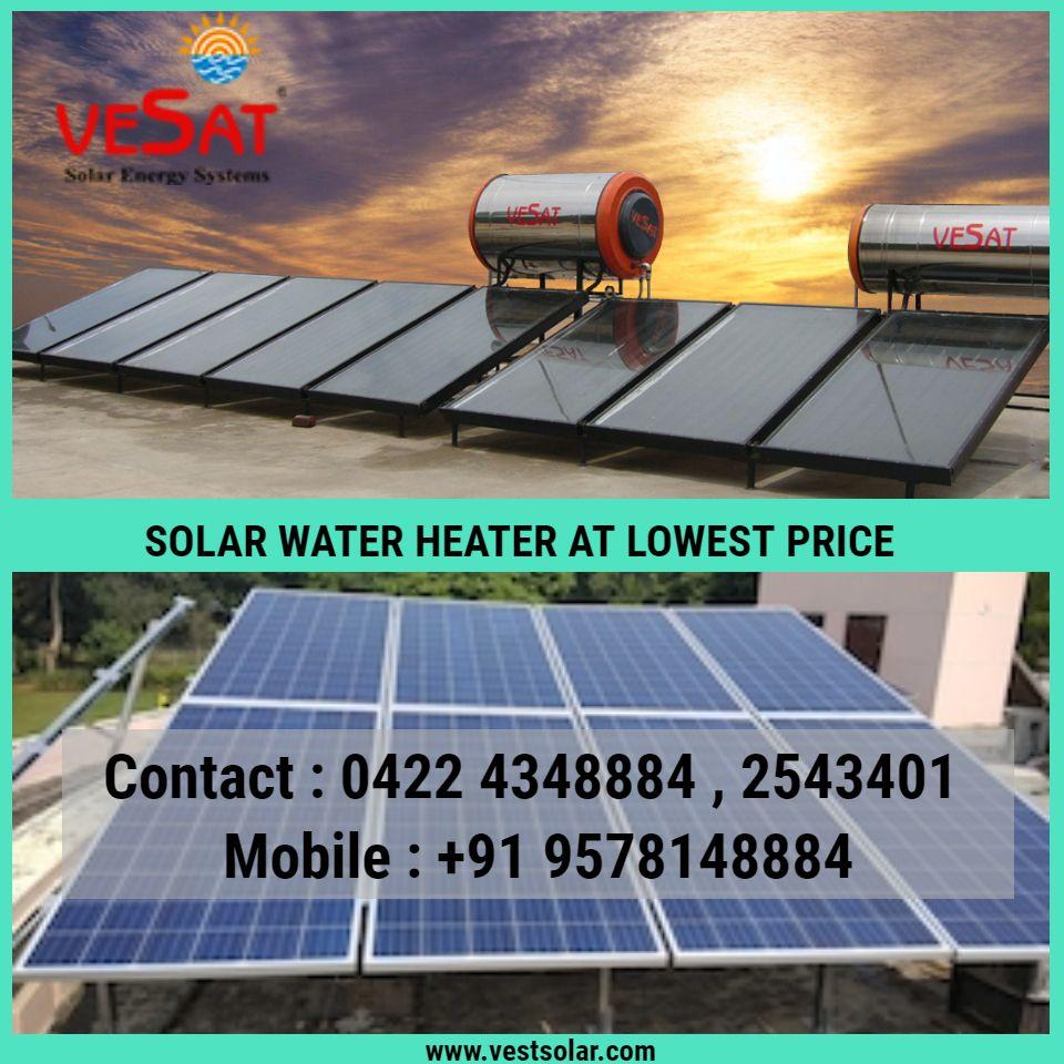 Vesat Renewables Private Limited Solar Solar Companies Thermal Energy