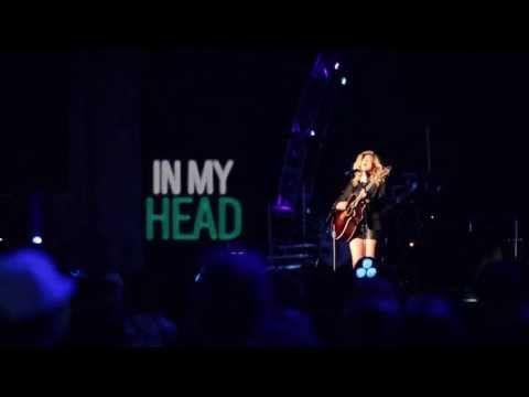 All In My Head Tori Kelly Lyric Video Youtube Tori