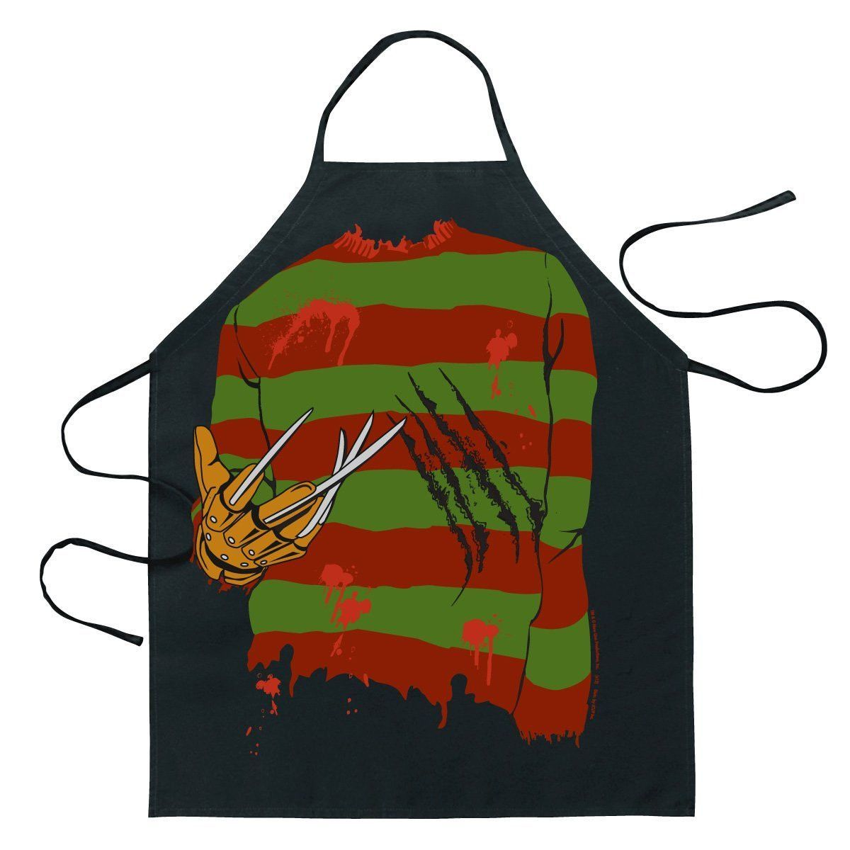 A Nightmare On Elm Street Freddy Krueger Be The Character Apron