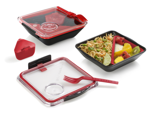 BOX APPETIT lunch box designed by black+blum. The perfect