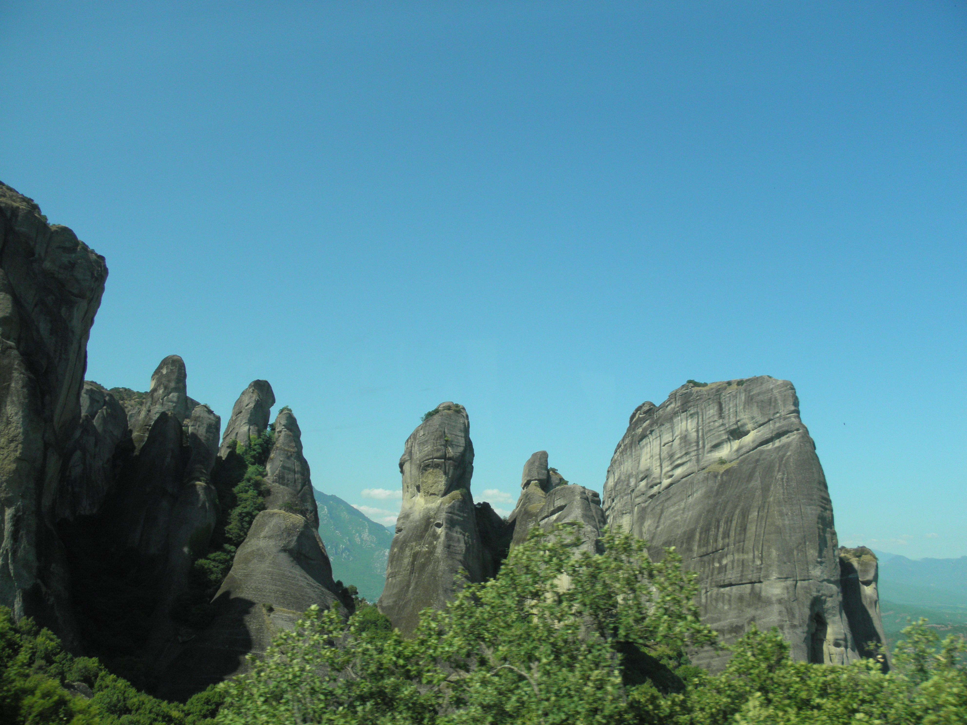 Meteora central greece cruise holidays luxury travel boutique