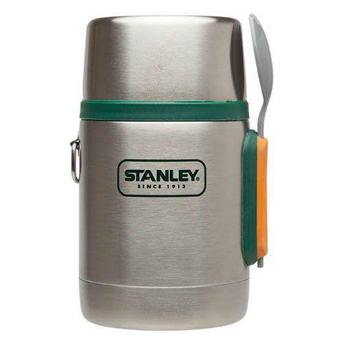 Amazon.com : Stanley Adventure Vacuum Food Jar (Green, 18-Ounce ...