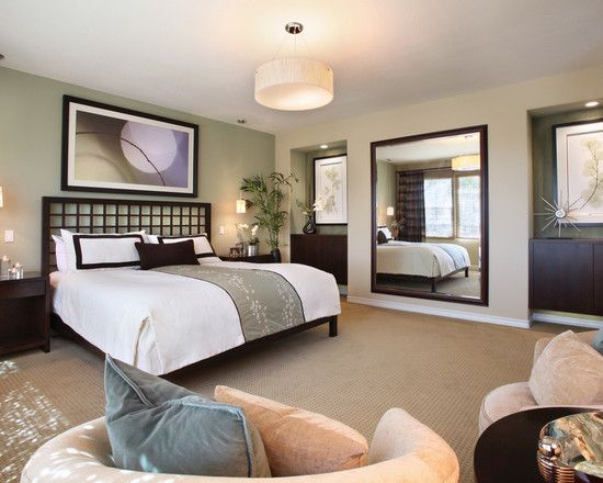 Asiatisches Schlafzimmer ~ Modernes schlafzimmer von livitalia mit schwebendem bett und