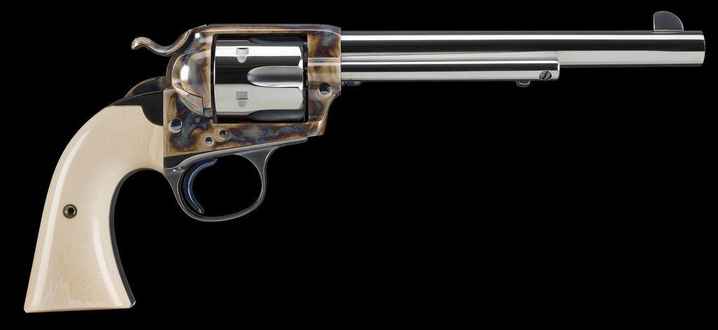 Colt, Bisley SAA – Mfg: 1901 | Turnbull Manufacturing Company