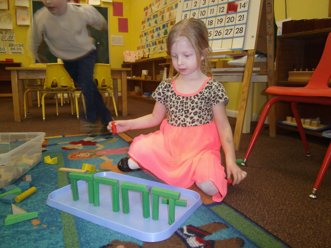 Pm Kindergarten Play Their Architecture And Earthquake