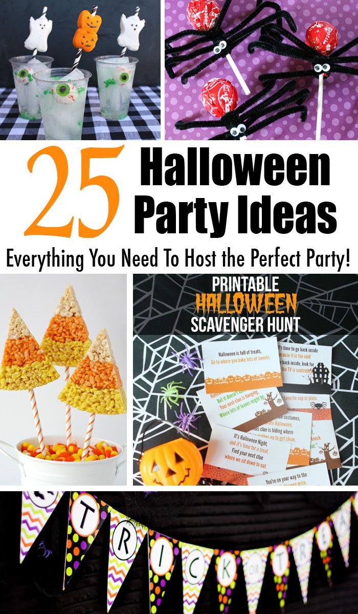 halloween party ideas halloween food drinks games crafts