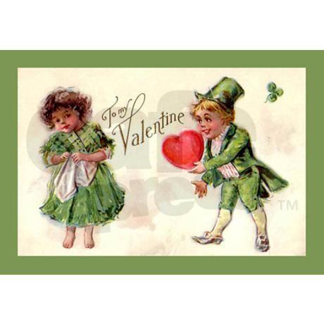 Up North Valentine Postcards set of 8