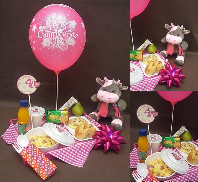 Ideas Para Bandejas De Desayuno Dia De La Madre