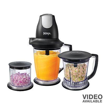 Kitchen Ninja food processor/blender