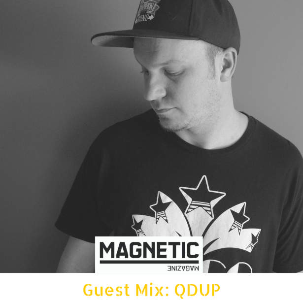 Check out QDUP Guest Podcast And Interview. 60 Minutes Of Top Shelf Left Field Funky Grooves