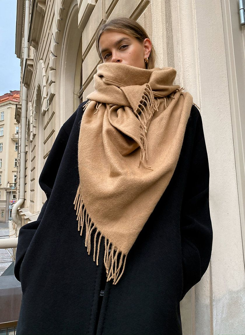 Photo of The classic wool scarf