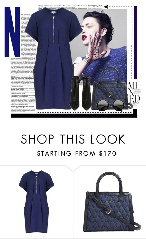 """""""Untitled #147"""" by amethyst0818 ❤ liked on Polyvore featuring Vision, Whistles, Vera Bradley and Jeffrey Campbell"""
