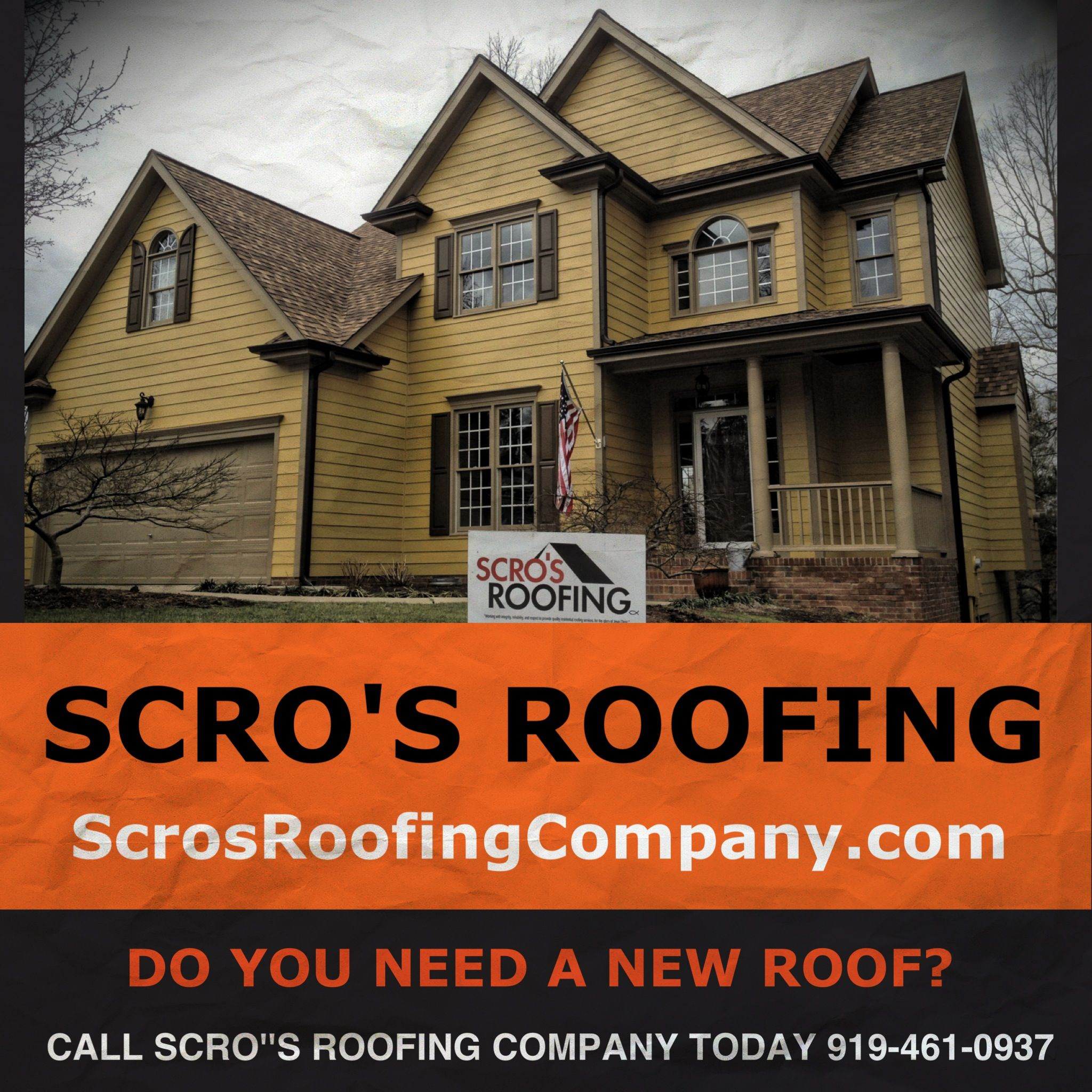 Do you need a new roof roof