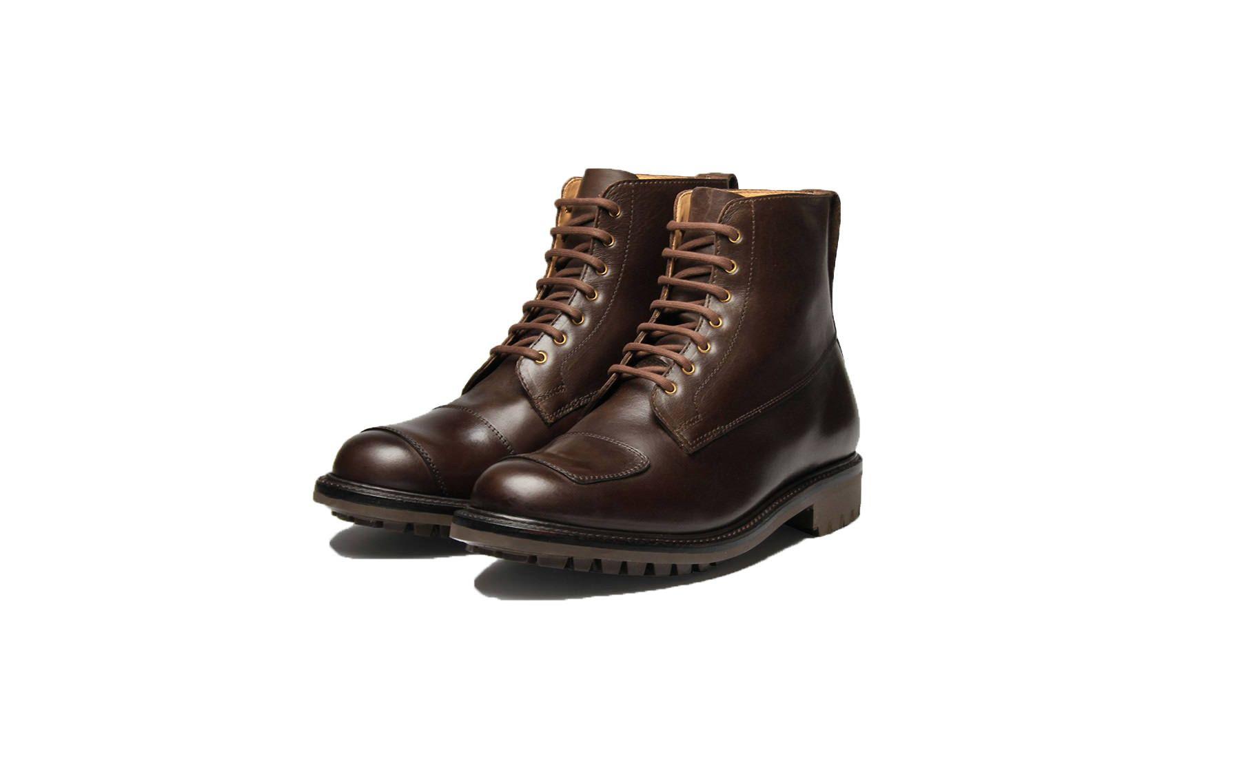 Edwin & Blitz Custom Motorcycle Boots | Necessary Roughness
