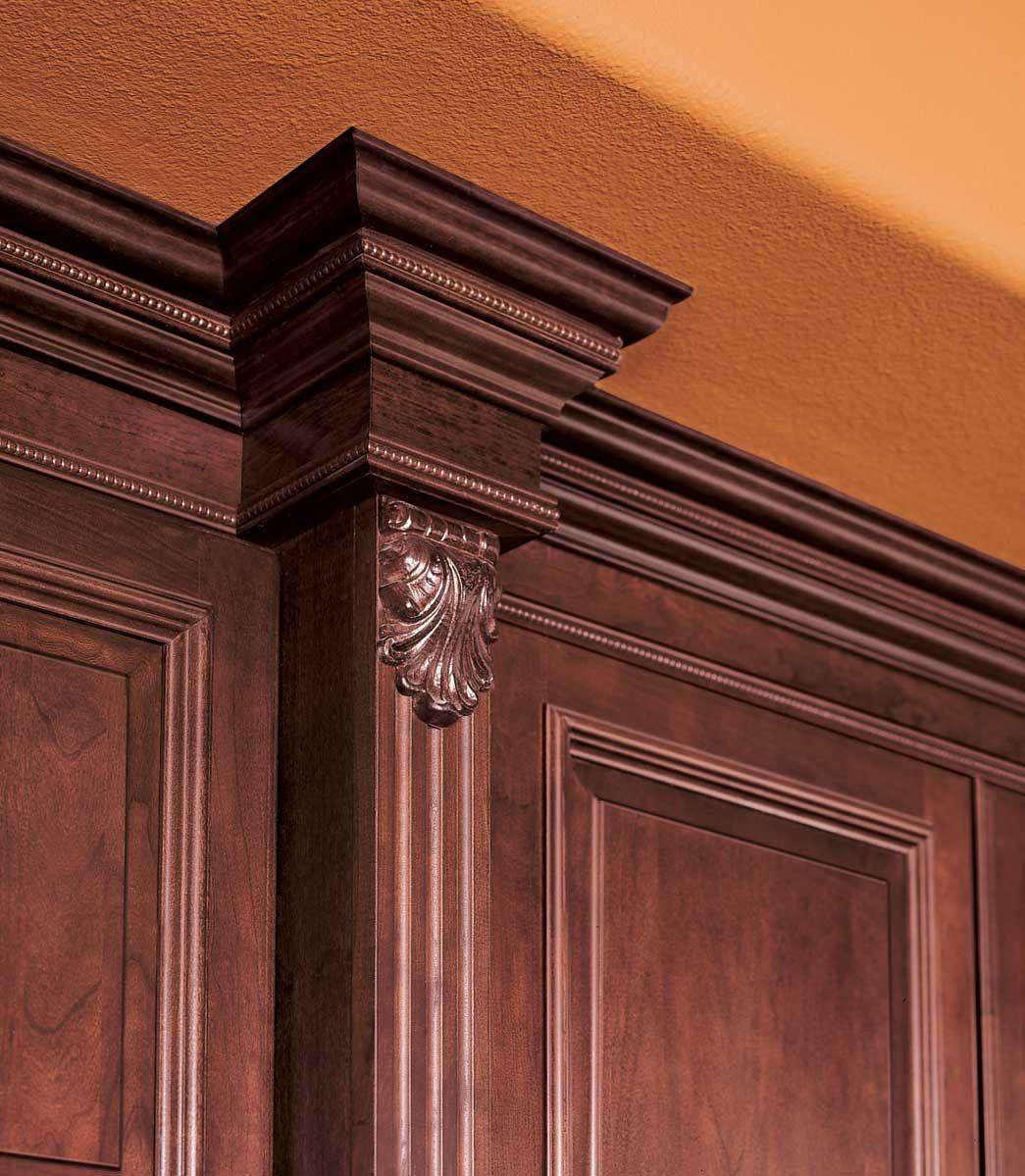 Cabinet Moldings & Decorative Accents