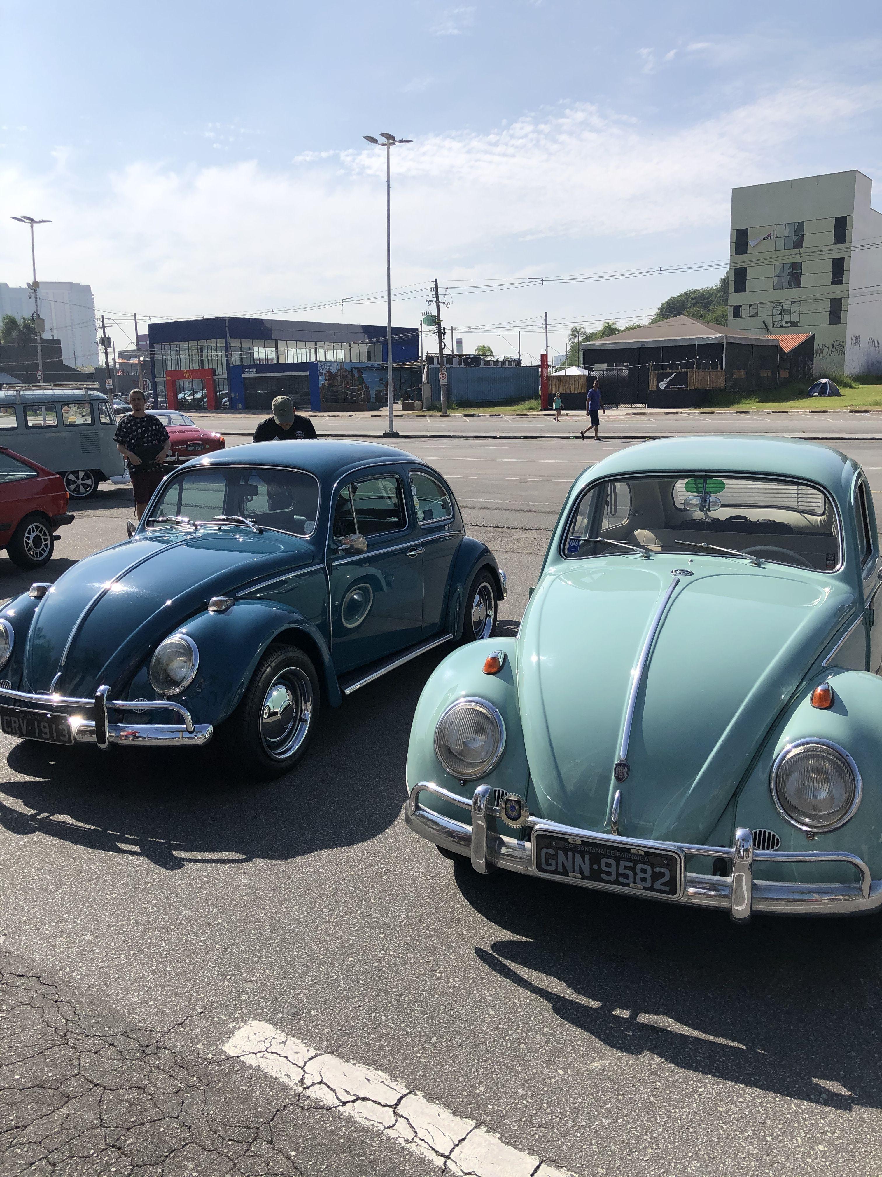 Beetles In Barueri In 2020 Volkswagen Vw Beetle Classic Classic Volkswagen
