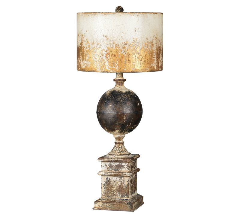 Forty west designs shiloh table lamp