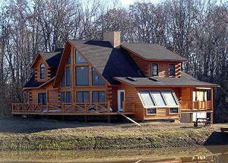 29 Stunning Log Home Designs Photographs Log Homes Exterior Log Home Plan Log Homes
