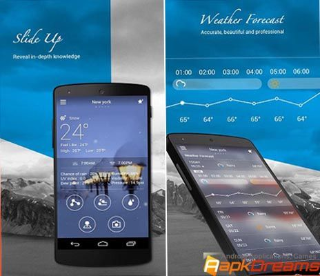 GO Weather Forecast & Widgets Premium v5 01 Apk