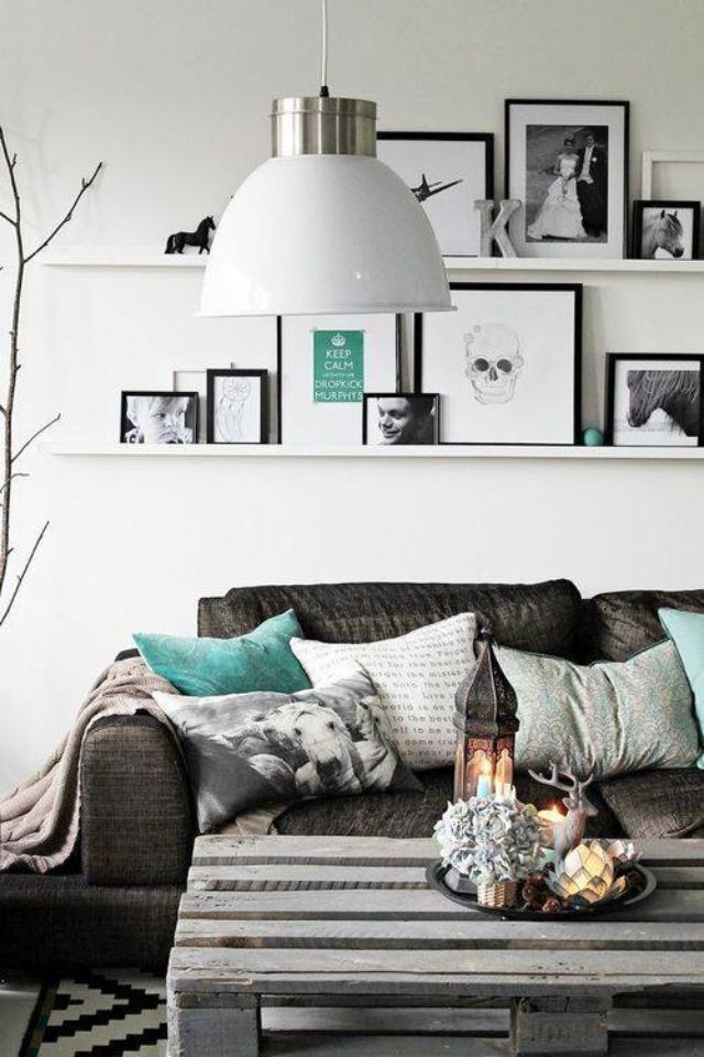 Touch of teal Sitting room Pinterest Teal, Kitchen living