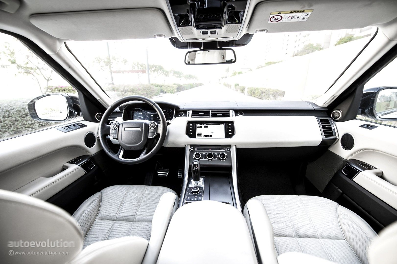 2015 Range Rover Sport Supercharged Review http//www