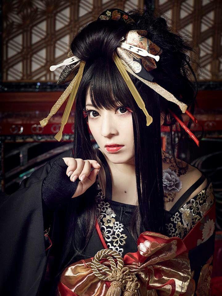 Yuko Suzuhana Wagakki Band ♪♪♪♪ Pinterest Singers