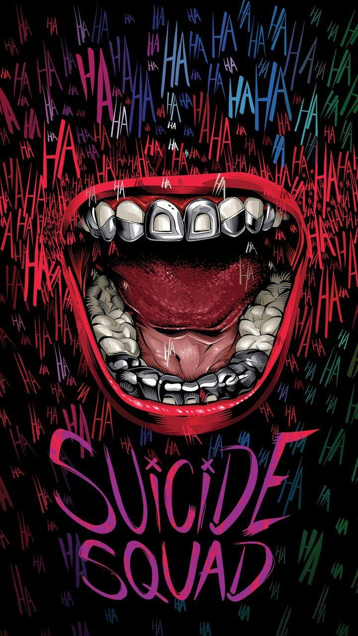 Esquadrao Suicida Filmes Wallpaper Coringa Coringa E Harley