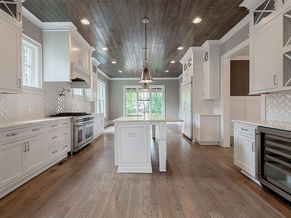 'Brownstone-inspired' Ansley Park home intriguing, but surrounded by parking…