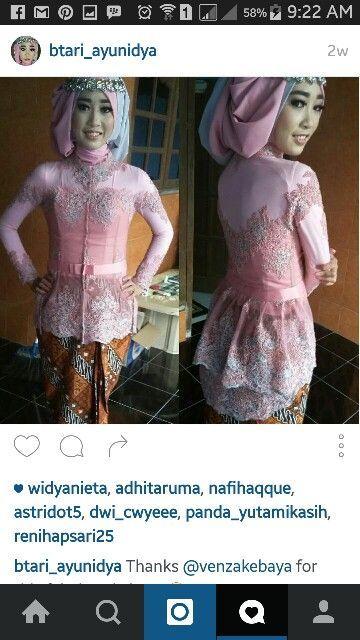 Photo of Terimakasih mbak @btari_ayunidya telah mempercayakan kepada Venza tuk mendesaink…
