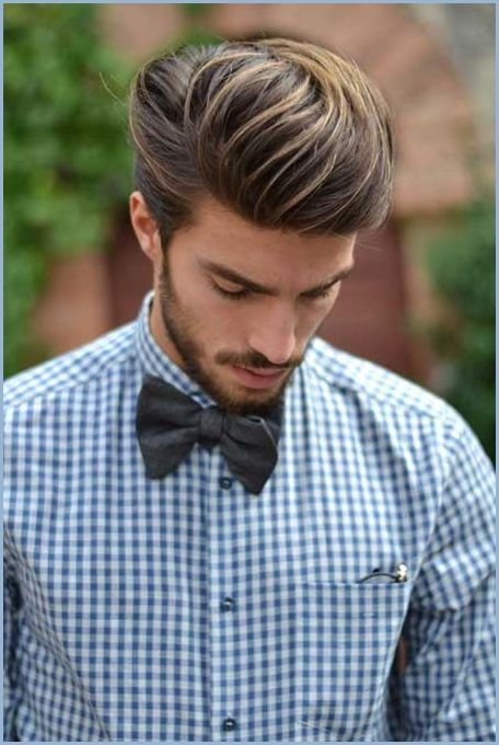 Frisur mann dicke haare