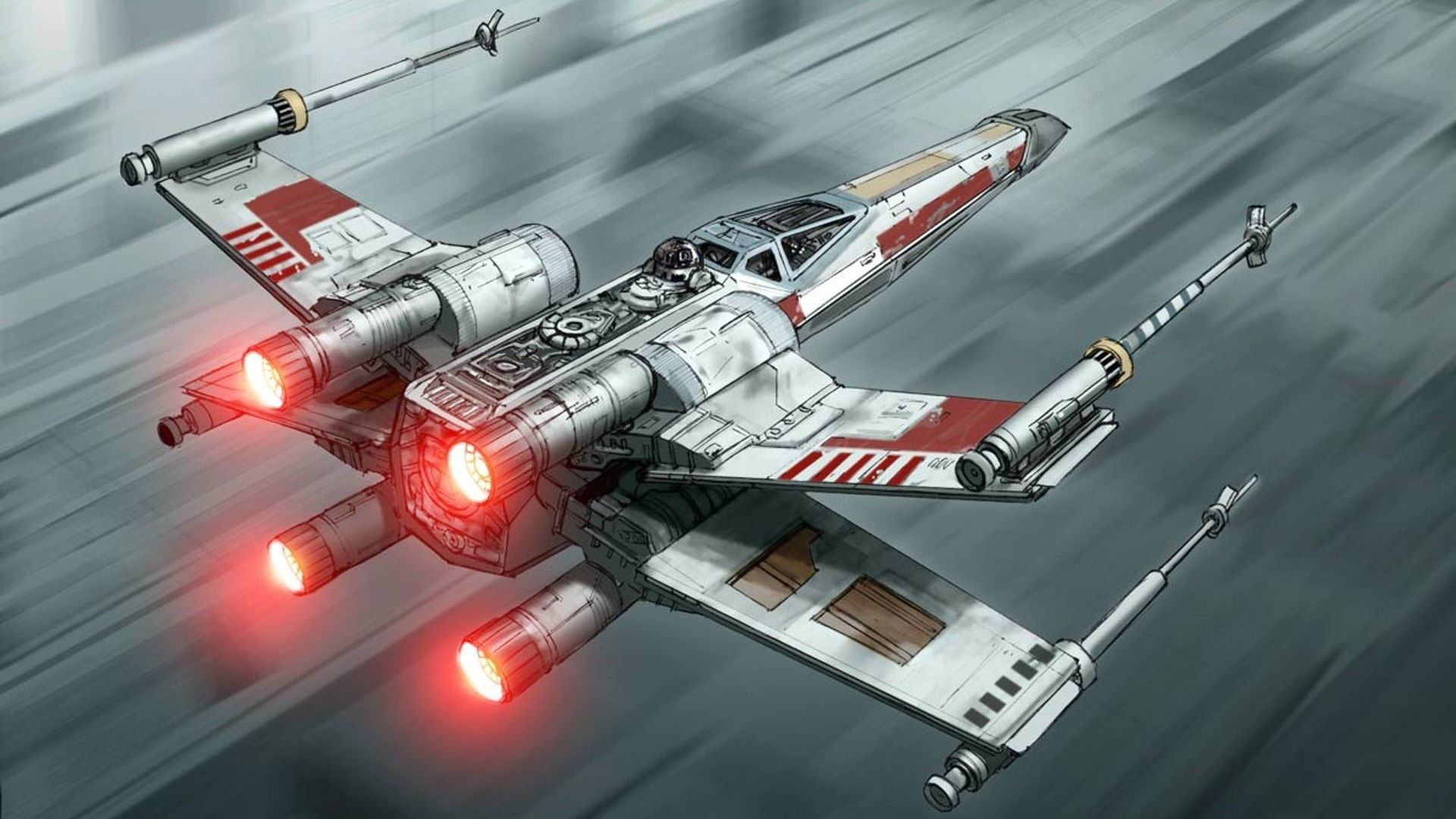 Xwing D Model By Hd Wallpapers Daily 1920 1080 X Wing Wallpaper 45 Wallpapers Adorable Wallpapers Wings Wallpaper Star Wars Mural Star Wars Poster
