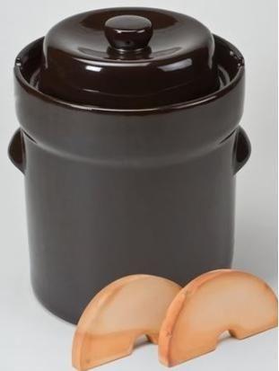 Pickling Fermentation Crock Pots by Nik Schmitt   Gairtopf German Sauerkraut Maker