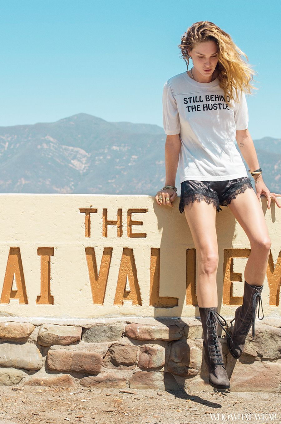 Exclusive: Erin Wasson Takes Us on a Dreamy Escape to Ojai