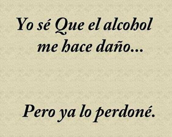 Frases Sobre El Alcohol Graciosas Y Locas Para Facebook
