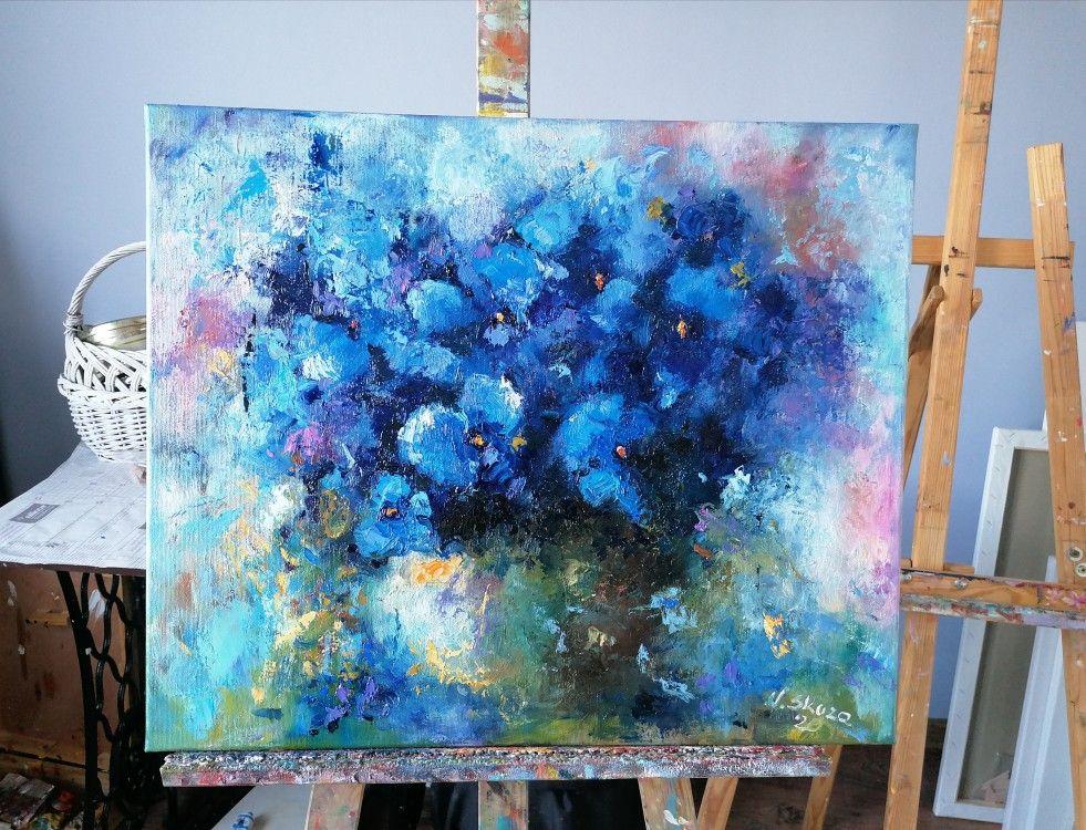 Obraz Olejny Na Plotnie 50x60 Original Paintings Painting Art