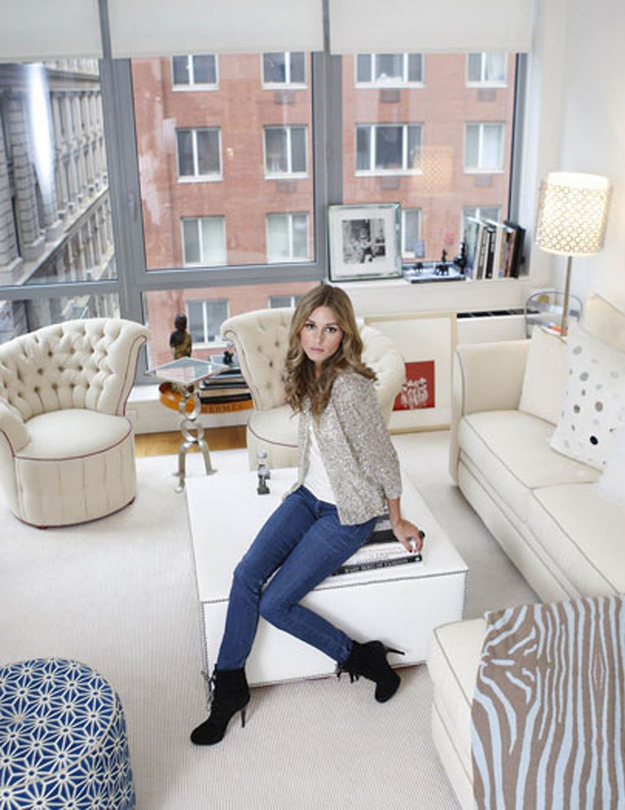 Olivia Palermo Apartment Decor Great Ideas For An Outstanding Home Improvement Project Home