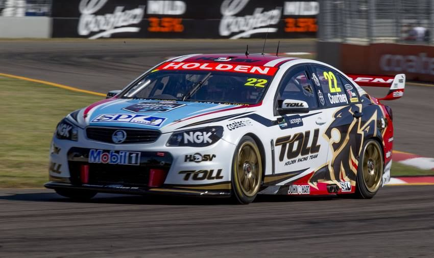 Sucrogen Townsville 400 Queensland Holden Racing Team 22 J Courtney Australian V8 Supercars Racing Team Super Cars