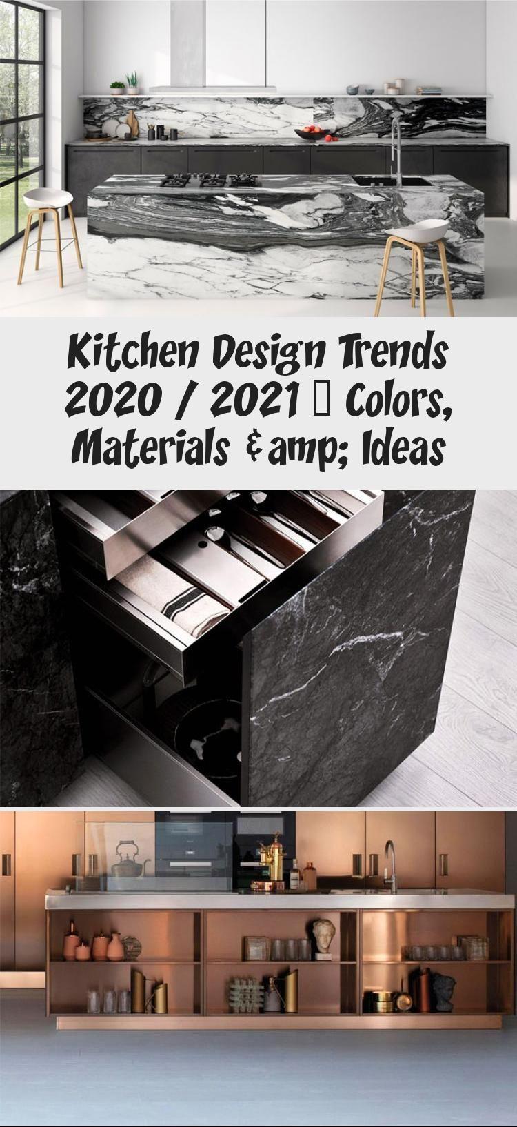 Kitchen Design Trends 2020 2021 Colors Materials Ideas Interiorzine Minimalistkitchensink Minimal In 2020 Kitchen Design Trends Kitchen Design Design Trends