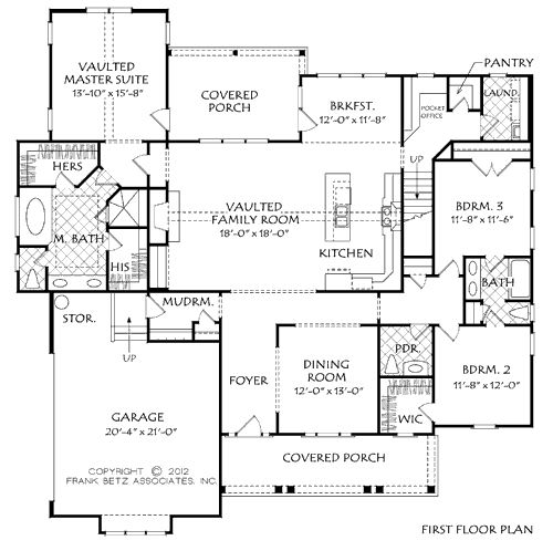 Top 10 Floor Plans | North Carolina Custom Home Builder | New ...