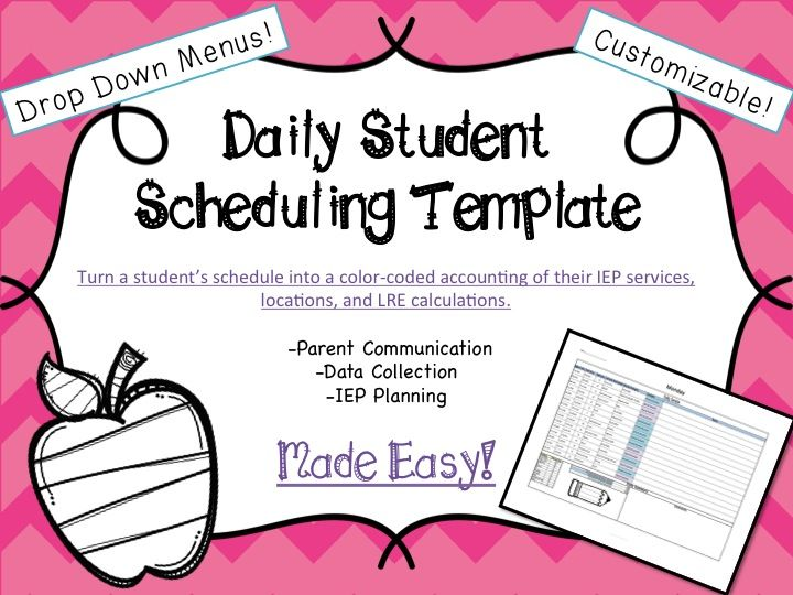 student scheduling