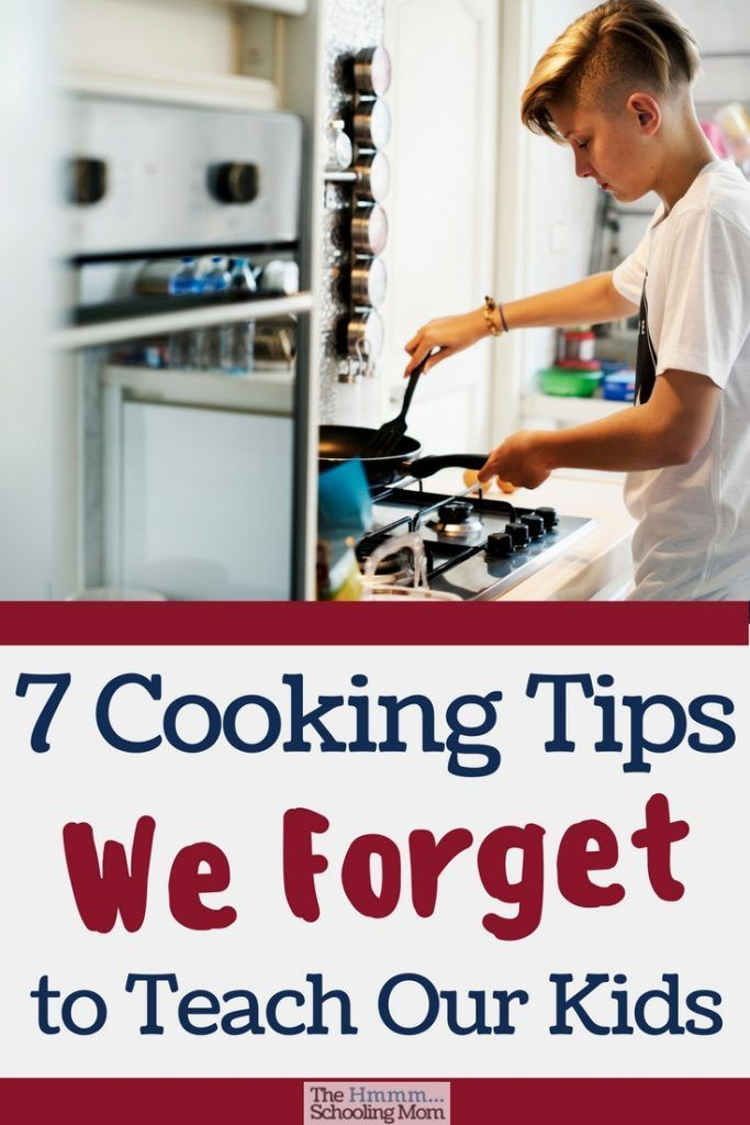 Tips For Kids Do you want to teach kids to cook Great But you should really read this first There are quite a few things we forget to fill our kids in on