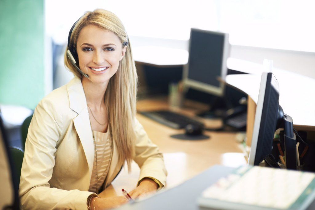 Front Desk Administrator Needed At Receptionist Jobs Virtual Assistant Services Call Center Humor