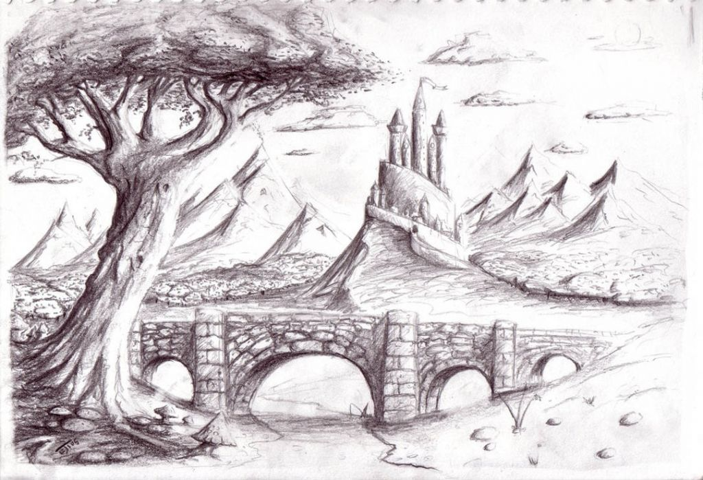Nature Sketch Pencil Painting Pencil Paintings Of Nature Top Pencil Drawings Of Nature Pencil Drawings Nature Art Drawings