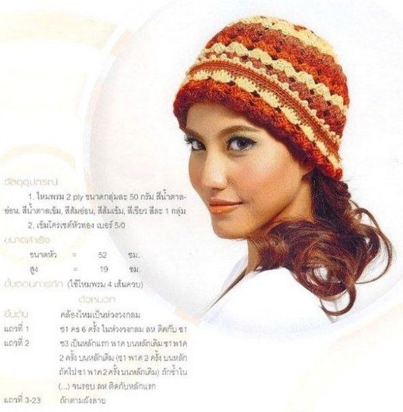 Crochetpedia: Whole bunch of hats! | Labores | Pinterest | Gorros ...