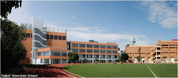Taipei American School (photo provided by the school) | School ...